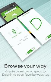 Dolphin - Best Web Browser 🐬 Screenshot 3