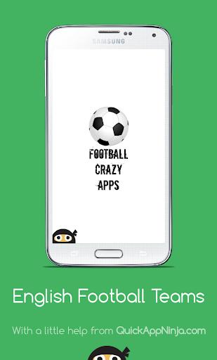 English Football Teams 7.8.0z screenshots 1