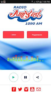 Radio Amistad 1090 Am - náhled