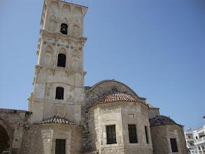 Photo: Church of Agios Lazaros in Larnaka