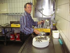 Photo: Tellerwäscherkarriere von Bruno