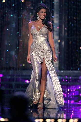 Miss Universe Top 10 Evening Gown - YouTube