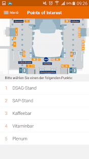 DSAG-Events – Miniaturansicht des Screenshots