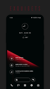 Exquigets for KWGT