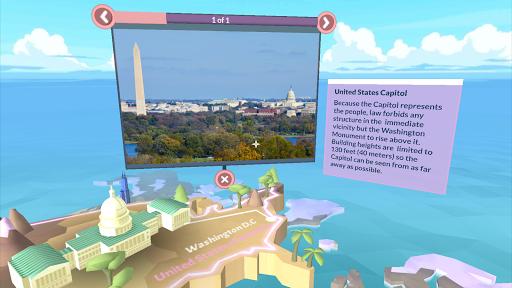 PI VR Landmarks android2mod screenshots 5