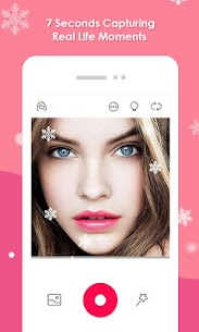 Selfie Video maker-beauty cam App Download For Android 2