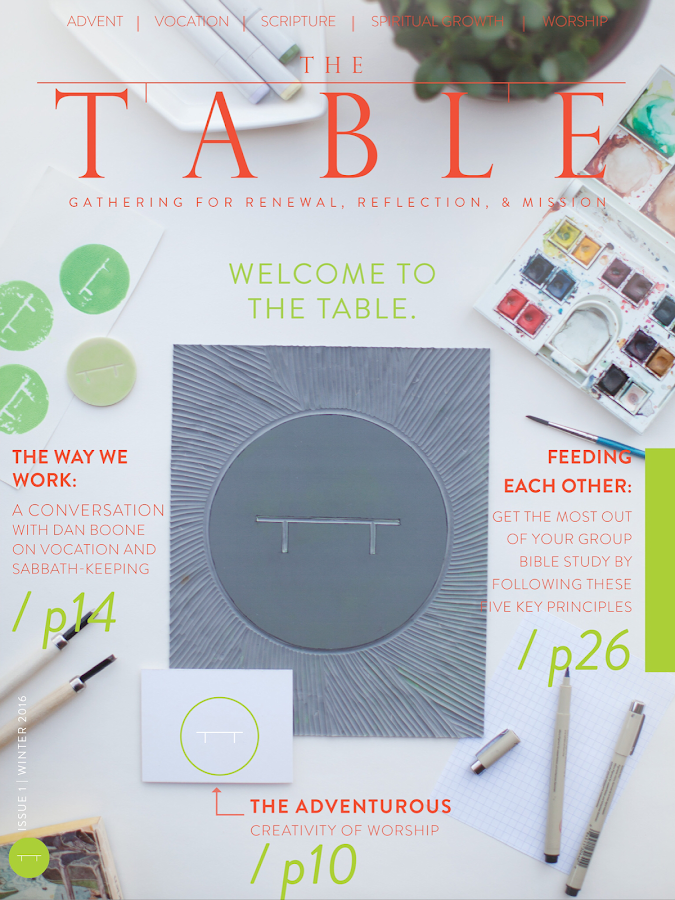 The Table- screenshot