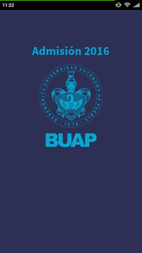 Admisión BUAP