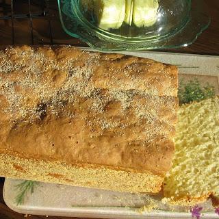 English Muffin Batter Bread