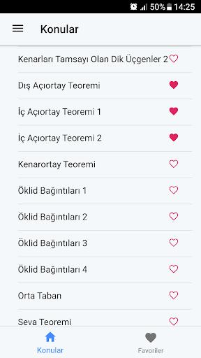 Geometri Formülleri screenshot 5