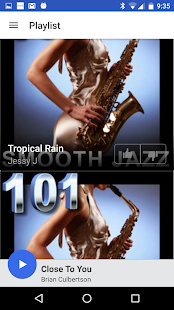101 SMOOTH JAZZ- screenshot thumbnail