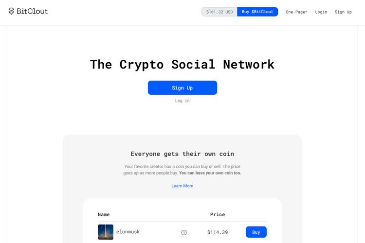 blog crypto social
