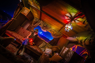 Photo: Inside the Gypsy Truck  Every time you get out, things are different...
