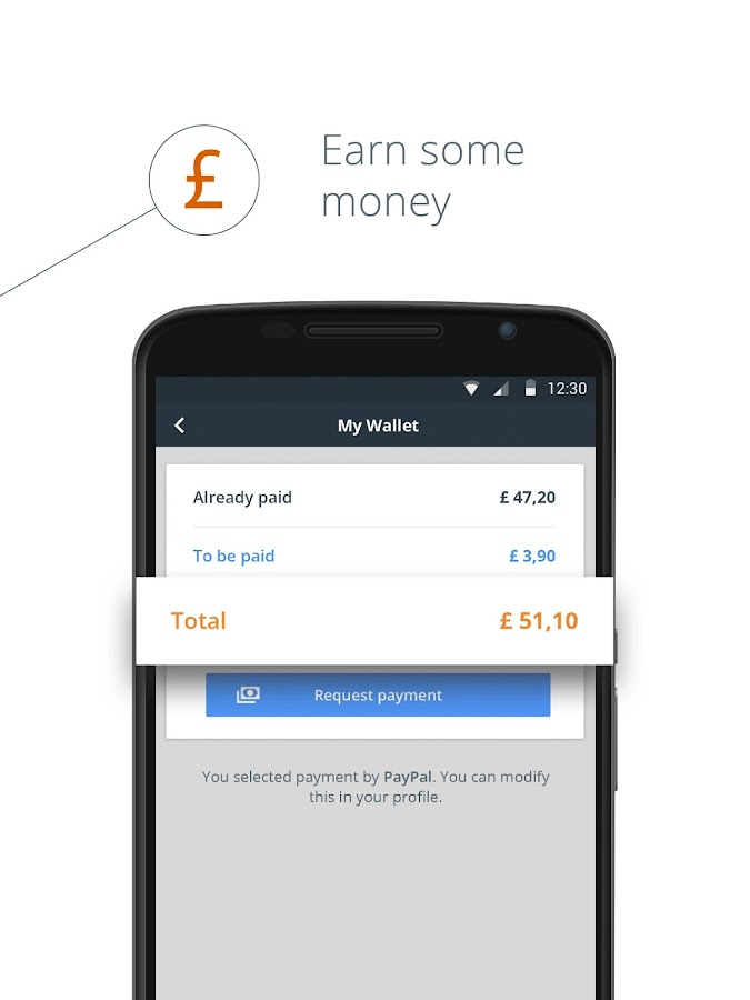 BeMyEye - Earn money- screenshot