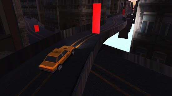 Extreme Night Car Driver 3D - náhled