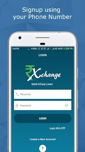 Rupaiya Exchange: Quick and Easy Loans- screenshot thumbnail
