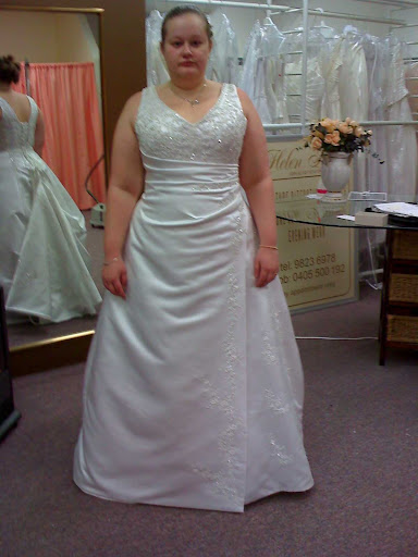 Casual [Plus Size] Wedding Gown