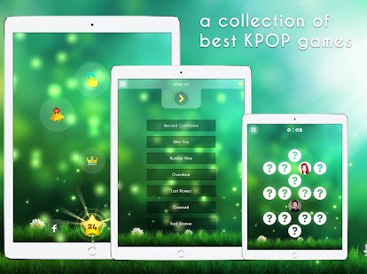 Kpop music game- screenshot thumbnail