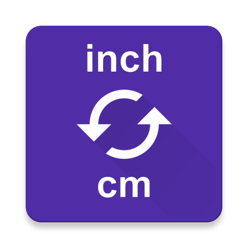 Inches to cm converter