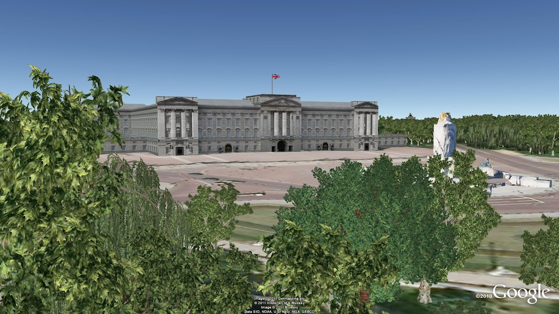 Google Lat Long: A fairytale marriage: Google Earth and ...