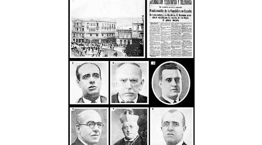 El día que los retratos de Alfonso XIII volaron por las ventanas del Paseo
