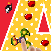 Fidget Spinner Kids ABC 123