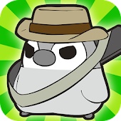 Battery Adventure Pesoguin