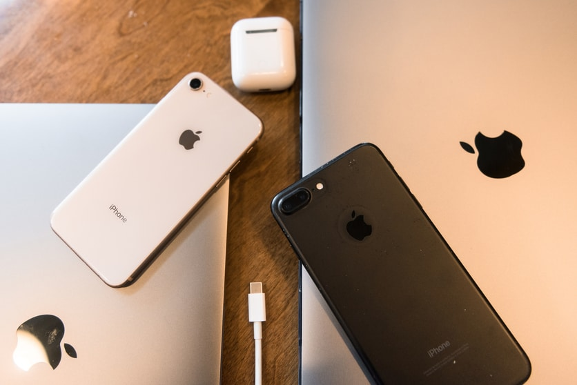 devices (cell phones and laptops) that you can use these best selling apps on