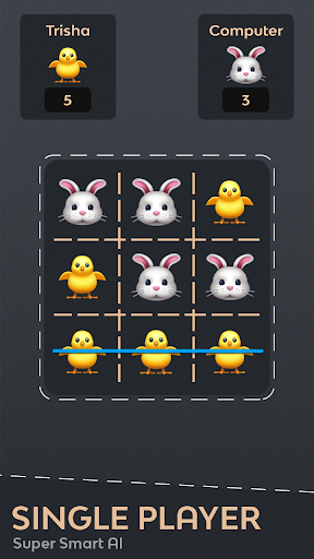 Tic Tac Toe Emoji - Online & Offline filehippodl screenshot 10