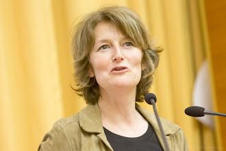 Photo: Isabelle This Saint Jean, vice-présidente Enseignement supérieur et Recherche, conseil général d'Ile-de-France- Photo Olivier Ezratty