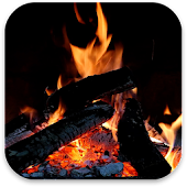 Real Fireplace Live Wallpaper