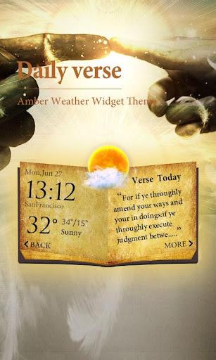 台灣天氣預報 每日聖經金句