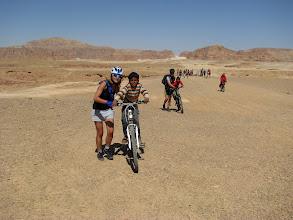 Photo: Приносим велокультуру в пустыню