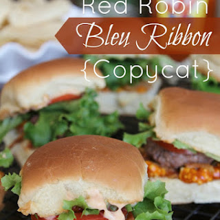 Red Robin Bleu Ribbon Copycat