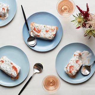 Yogurt-Peach Semifreddo Recipe