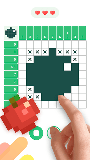 Logic Pixel - Picture puzzle modavailable screenshots 4