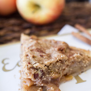 Rustic Dutch Apple Pie