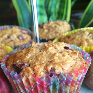 Plum Muffins Healthy Recipes