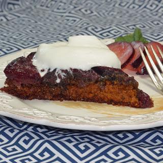 Muscovado Plum Cake