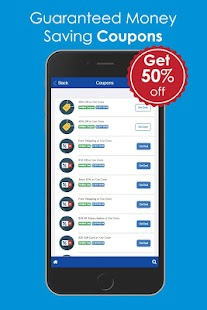 Cartincoupon Codes & Coupons- screenshot thumbnail
