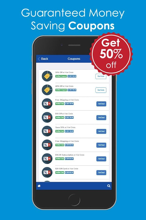 Cartincoupon Codes & Coupons- screenshot