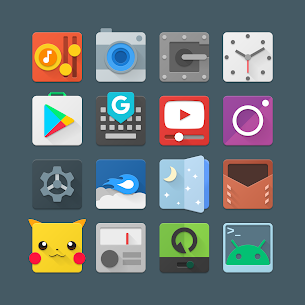 Praos – Icon Pack v6.1.0 [Patched] 2