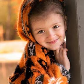 The Warm Sky's of Life by Nancy Senchak - Babies & Children Child Portraits