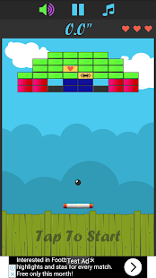 Bricks and balls Screenshot