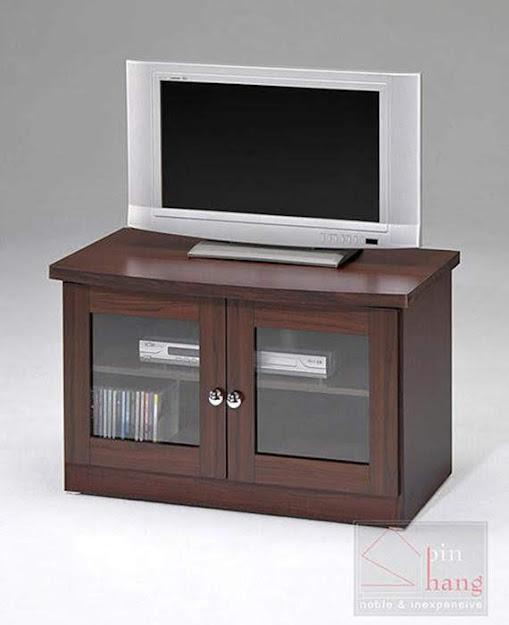 ※自運價※ Q-GF-B14 胡桃色2.7尺電視櫃(另有橡木色)