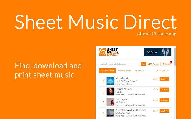 SheetMusicDirect
