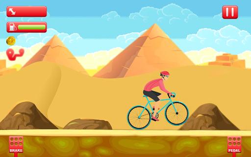 Bike Man Cycling Stunt Tricky Races 1.0 screenshots 1
