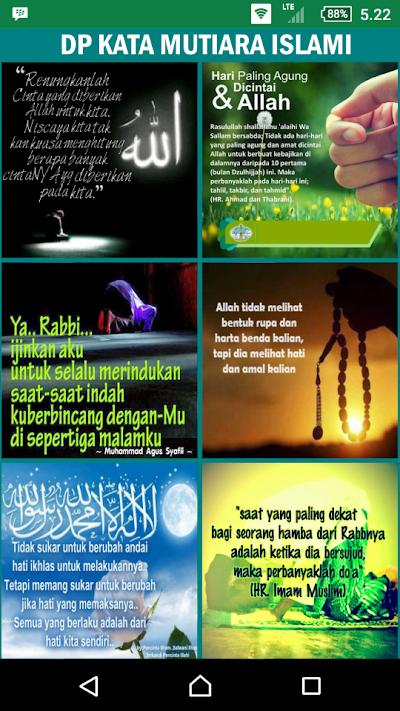 Dp Wa Kata Mutiara Islami