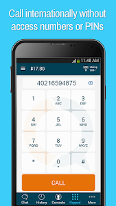 QuickCall.com Free Calling App screenshot 2