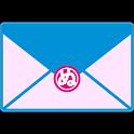 ぬぬぬメール SMS/MMS/Eメールアプリ icon